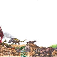 Katasztrófa vezethetett a dinoszauruszok felemelkedéséhez