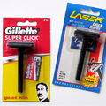 Gillette Super Click: most múlik pontosan