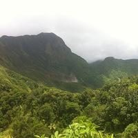 Karib kiruccanás II: Dominika
