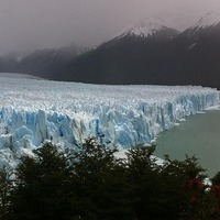 A Perito Moreno és a Fitz Roy