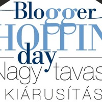 Itt a harmadik Blogger Shopping Day!!!