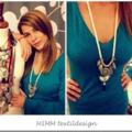 Az örök szerelem: MIMM textildesign