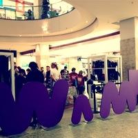 WAMP pop-up store a MOM Parkban