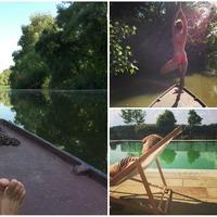 Csodálatos wellness a Tisza - tó partján!