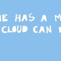 Képeslap helyett, egy felhőnyi Szeretet:)