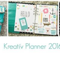 Tervezd meg kreatívan a 2016-os évet!