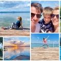 Családi nyaralás, közvetlenül a Balaton partján!