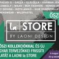 A legjobb magyar tervezők egy helyen - LAONI la STORE