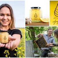 Különleges mézekeket készít a Délity család!