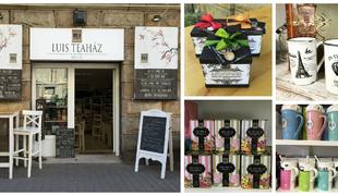 Varázslatos teaház Budapesten