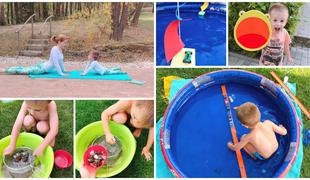 Mókázzunk a kertben! - Játékötletek gyerekekkel