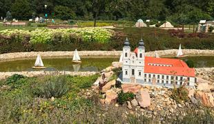 Egyedülálló Mini Magyaroszág makettpark