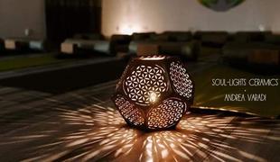 Varázslatos kerámia lámpások!