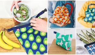 Újra felhasználható vidám táskák a mindennapokra!