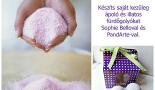 Készíts ápoló és illatos fürdőbombákat! - Workshop