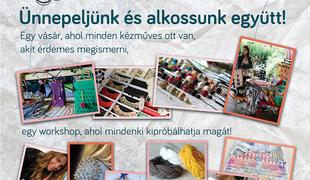 Szülinapi Nyüzsi Vásár és Workshop