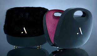 A kemény carbon és a puha szőrme találkozása egy táskában!