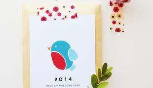 Ötletes és letölthető naptárak 2014-re!