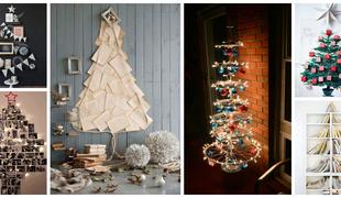 21 alternatív Karácsonyfa ötlet