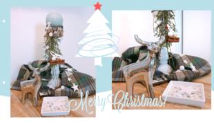Az idei első Karácsonyi dekoráció otthonra