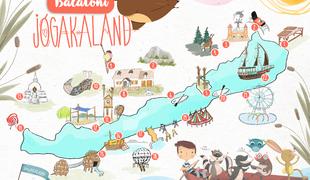 Balatoni térkép gyerekprogramokkal!