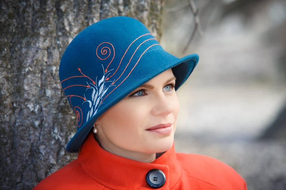 Különleges kalapok hordozzák személyes üzeneteinket! - PandArte cebc8466f5