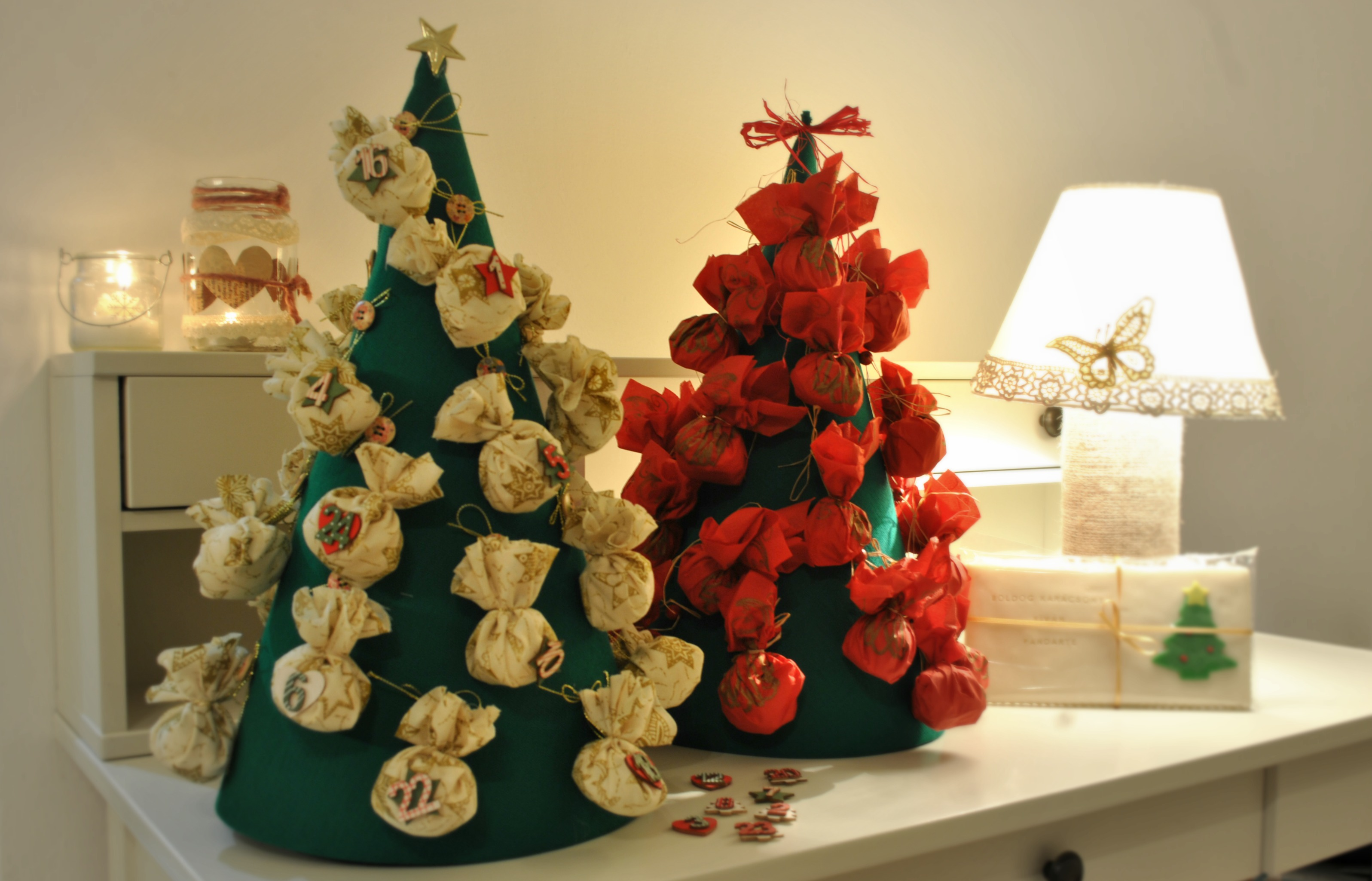 naptár készítés karácsonyra Karácsonyi PandArte workshopok   PandArte naptár készítés karácsonyra