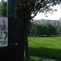 Lehet jó helyre tenni a plakátokat?