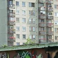 Panelházak sérültek a földrengésben