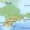 A Krím - Történelmi városföldrajz