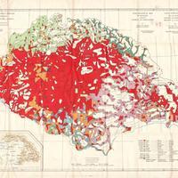 """100 éves a """"vörös térkép"""""""