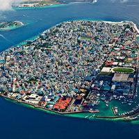 Süllyedő Maldív-szigetek