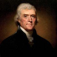 Thomas Jefferson álma