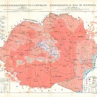 """A térképek harca: Románia """"vörös térképe"""""""