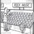 Földmoraj - Geológia a zenében