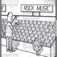 Földmoraj – Geológia a zenében