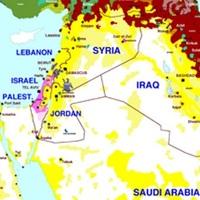 A határok, amelyeket az Iszlám Állam meghaladna