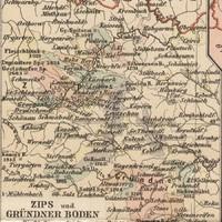 A szepesi szász etnikai térszerkezet megsemmisülése
