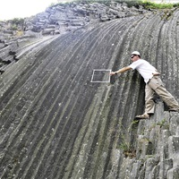 5 perc geológia: Somoskői bazaltorgonák