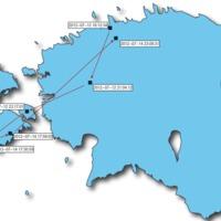 Egy mobiltelefon utazása Észtországban