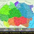 Romania reflected in ethnic maps