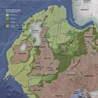 Xavér és a geomorfológia