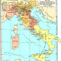 """""""Amikor a Papszászt restoráltuk"""" – Itália első részletes térképműve"""