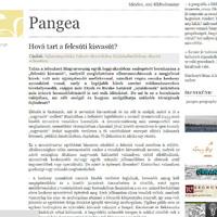 5 éves a Pangea blog!
