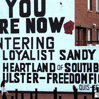 Semleges identitás hódít Észak-Írországban