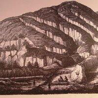 5 perc geológia - Miocén Park, Ipolytarnóc