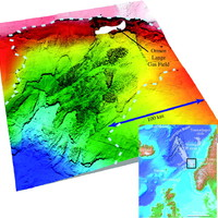 Norvég cunami tarolta le a kőkori Észak-Európát