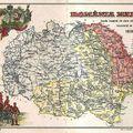 Egy ismeretlen román etnikai térkép 1919-ből