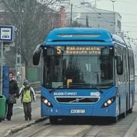 Pasarétről Pestre - az 5-ös busz fejlődéstörténete