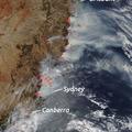 Lángoló Ausztrália